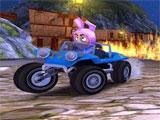 Beach Buggy Racing intense race