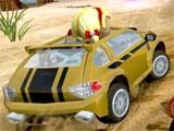 Beach Buggy Racing power-ups