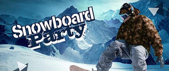 Snowboard Party Lite - Play this high intensity snowboarding game that's sure to offer lots of thrilling and memorable moments.