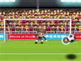 Play as a goalie in Championship 2016