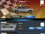 Super Racing Racing Defeat