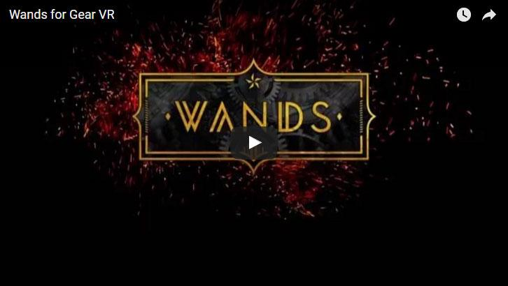 Wands Gameplay Trailer