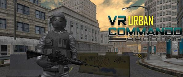 VR Urban Commando - Enjoy the thrill of engaging in urban warfare with semi-realistic environments in VR Urban Commando!
