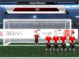 Ready to score that goal in GoalMaster VR