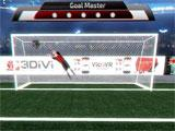 Goalkeeper in GoalMaster VR