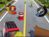 ZombieDrive: Avoiding obstacles