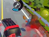 ZombieDrive: Gameplay