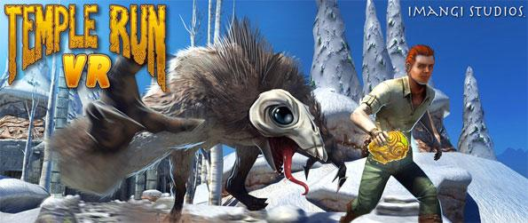 Temple Run VR - Steal the idol and set off on the run of your life in this exciting endless runner game, Temple Run VR!