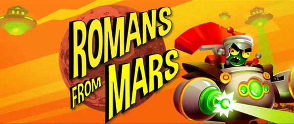 Romans from Mars - Beat off waves after waves of Martians intent on taking over your castle in this challenging tower defense-like game, Romans from Mars!