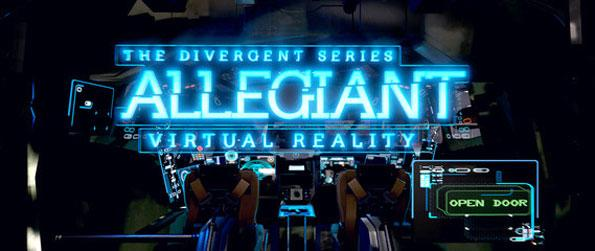 The Divergent Series: Allegiant VR - Join Tris, Four and Caleb on their mission to foil David's and his Bureau of Genetic Welfare's plans and immerse yourself in a stunning post-apocalyptic Chicago envisioned in Divergent!