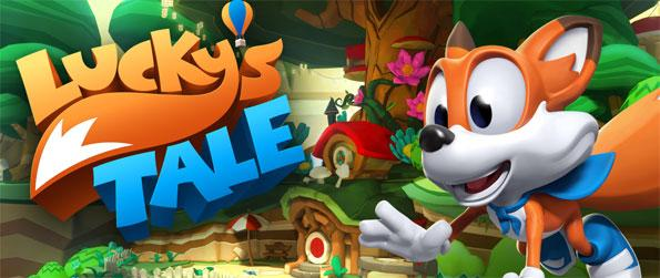 Lucky's Tale - Join Lucky the charismatic fox on his adventure across a beautiful world in Lucky's Tale!