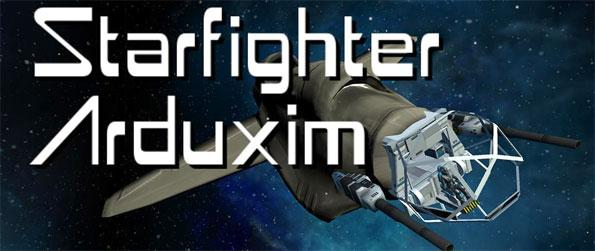 Starfighter Arduxim - Enjoy immersive dogfights with enemy starships in this amazingly immersive tactical shooter game, Starfighter Arduxim!