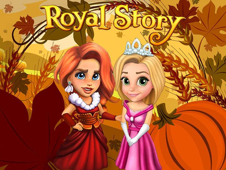Special Thanksgiving Event in Royal Story