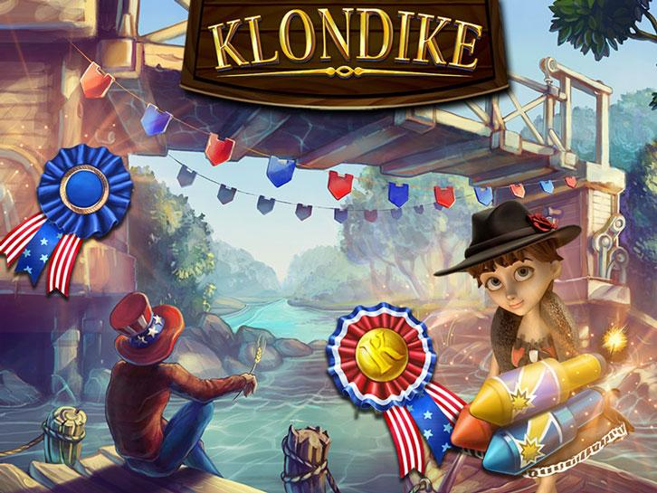Go Treasure Hunting in Klondike