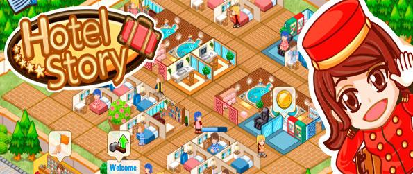 Hotel Story - Run your own hotel in this fun filled game that's sure to impress.