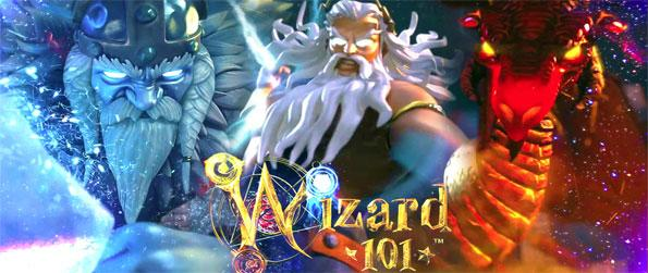 Wizard101 - Become known one of the most powerful wizards across the land by demonstrating your skills to the world.