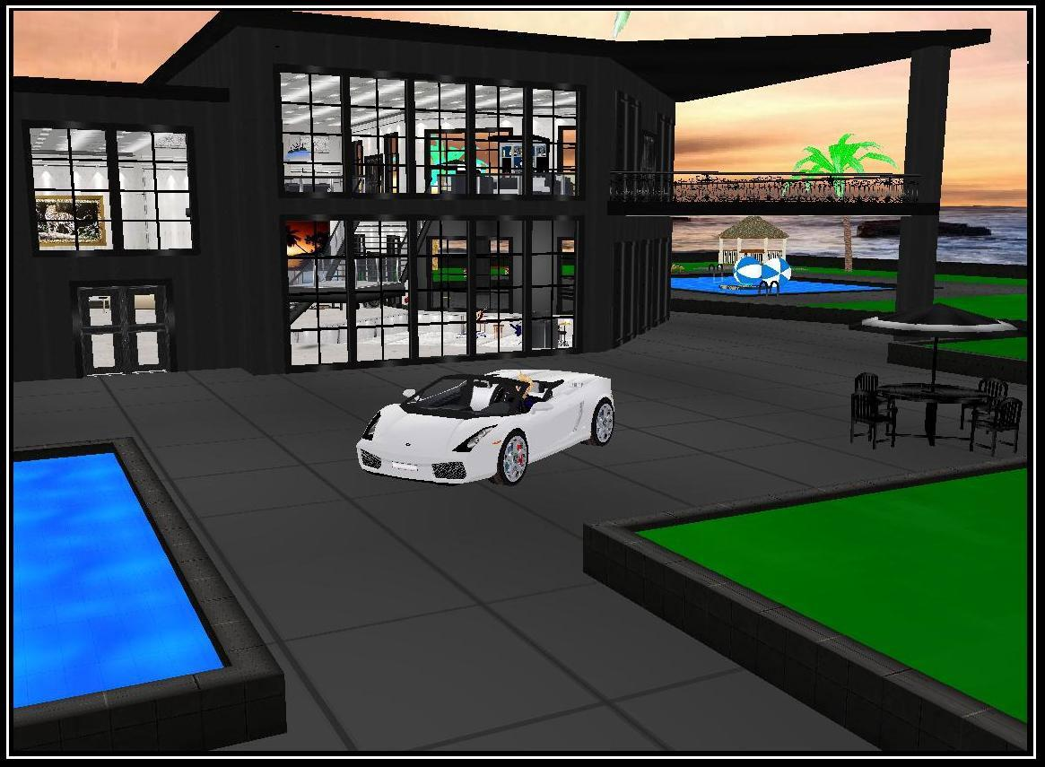 Imvu virtual world games 3d for 3d building creator