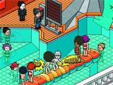 Habbo Hotel: Rooftop Pool