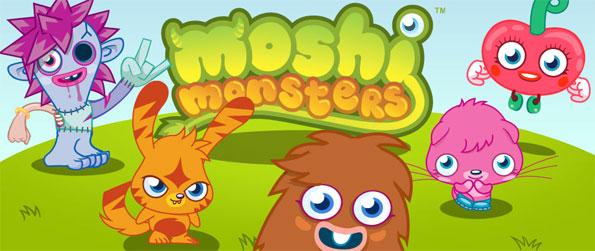 Moshi Monsters - Explore the amazing world of Moshi Monsters and gain new friends and allies.