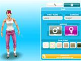 sim customization in The Sims Free Play