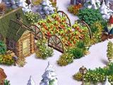 Klondike snowy place