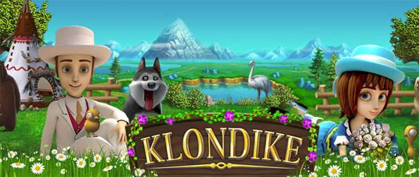 Klondike - Play this fun filled farming game that takes place in one of the most unique settings imaginable.