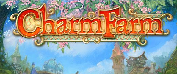 Charm Farm - Help Kaya reclaim the world from the evil creatures that threaten it.