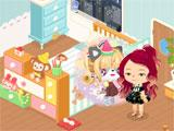 LINE Play: making friends
