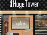 The Huge Tower in Shining Star