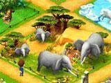 Elephants in Wonder Zoo
