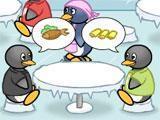 Penguin Diner: Ordering food