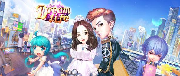 Dream Life - Befriend all the elite people in Dream City.
