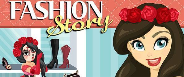Fashion Story: Wicked Fit - Learn how to manage your own boutique and build a virtual fashion empire in Fashion Story: Wicked Fit!