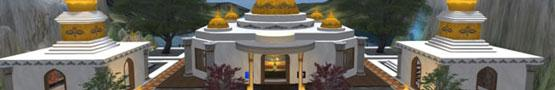 Virtual Spiritual Centers in Second Life preview image