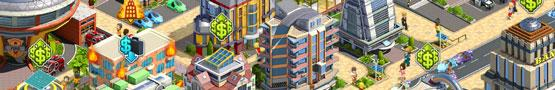 Best City-Building Games on Facebook
