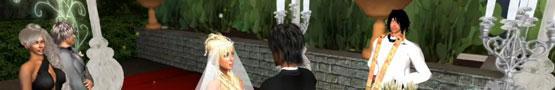 Weddings in Virtual Worlds