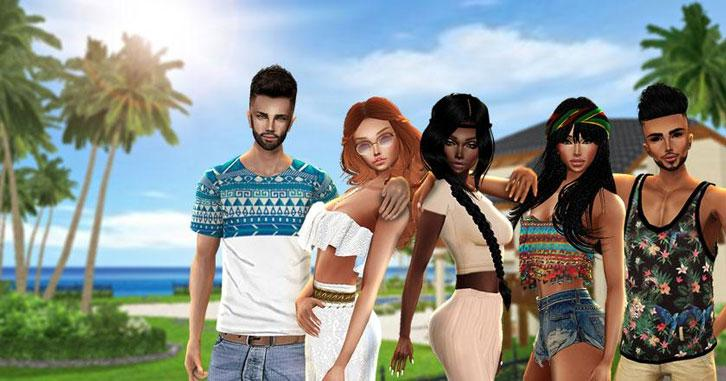 Find Other Virtual World Games Like IMVU on Find Games Like