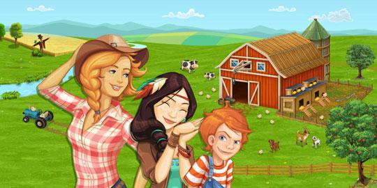 Enjoy the Brilliant Big Farm