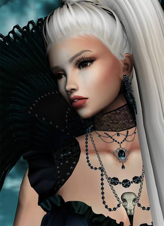 Beautiful IMVU Character