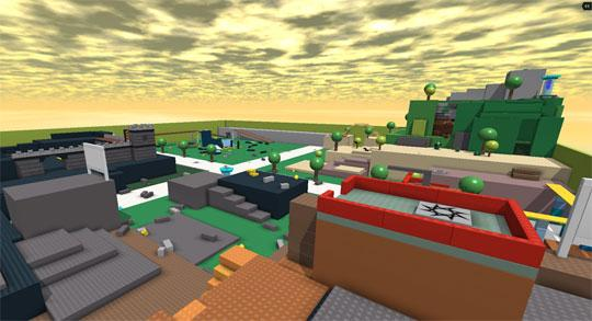 Build a Paradise in Roblox