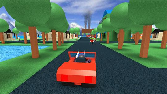 Fun Drive in Roblox