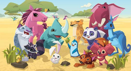 Join the Fun in Animal Jam