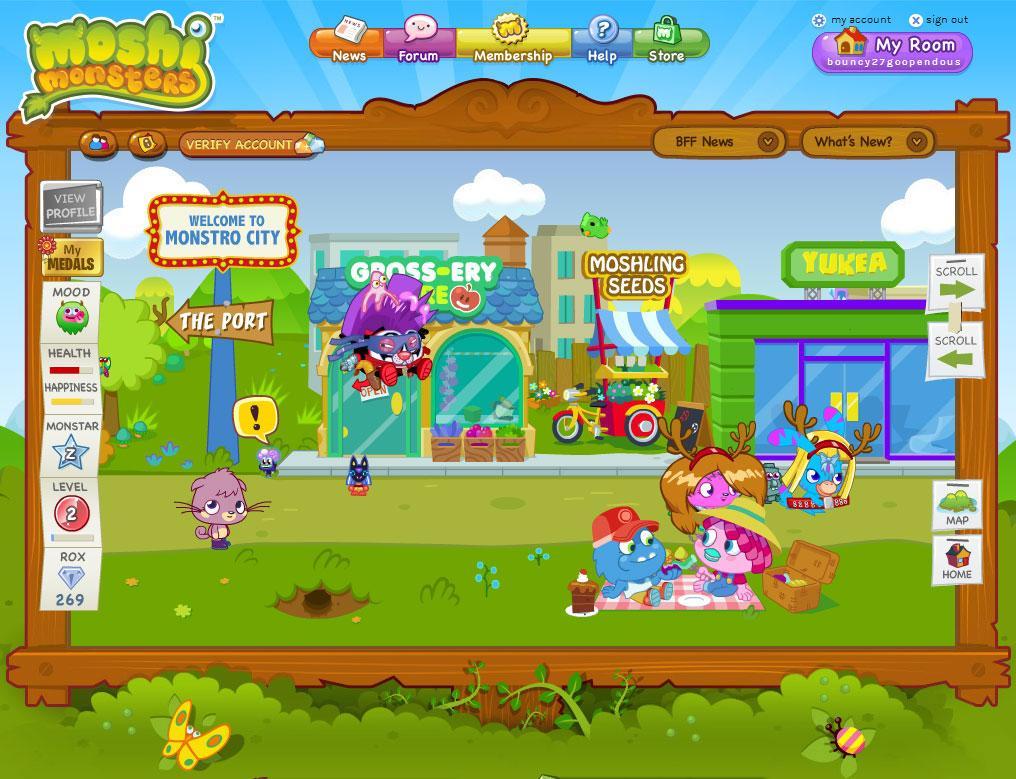 Virtual Worlds For Children Virtual Games Online