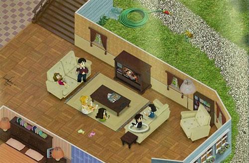 Virtual Families Relaxing