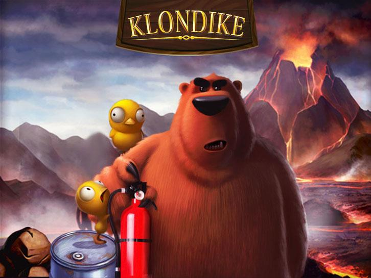 Discover the volcano of Morra in Klondike