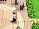Virtual Town gameplay