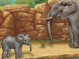 Visiting the zoo in ABC Mouse