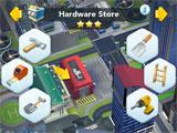 Producing tools in SimCity BuildIt