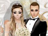 IMVU Wedding Couple