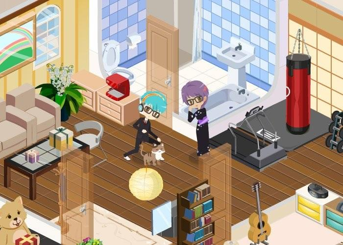 House In Social Life Meet Friends In Social Life
